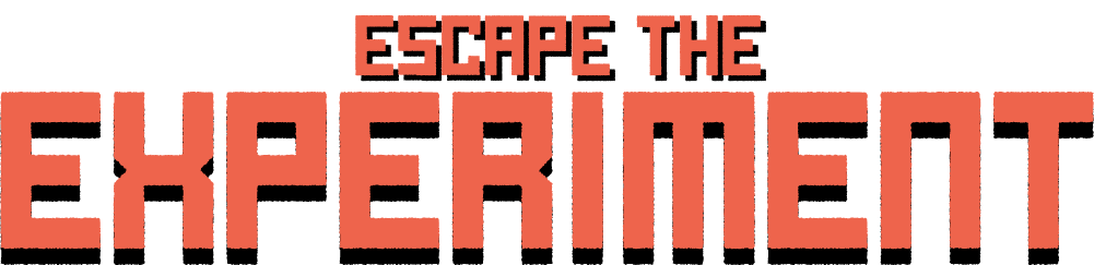 Escape the Experiment: The Game